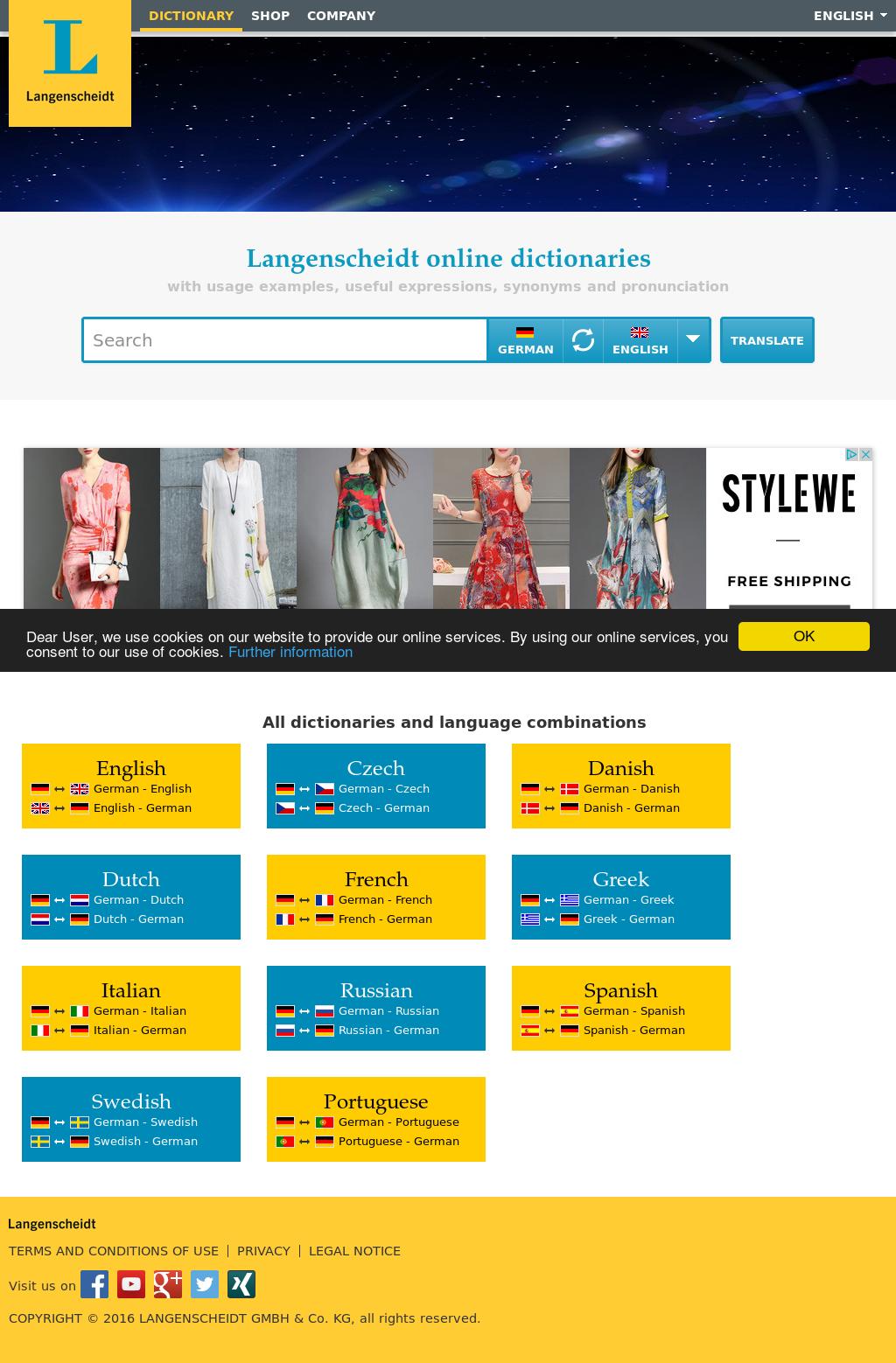 Langenscheidt Publishing Group Competitors, Revenue and