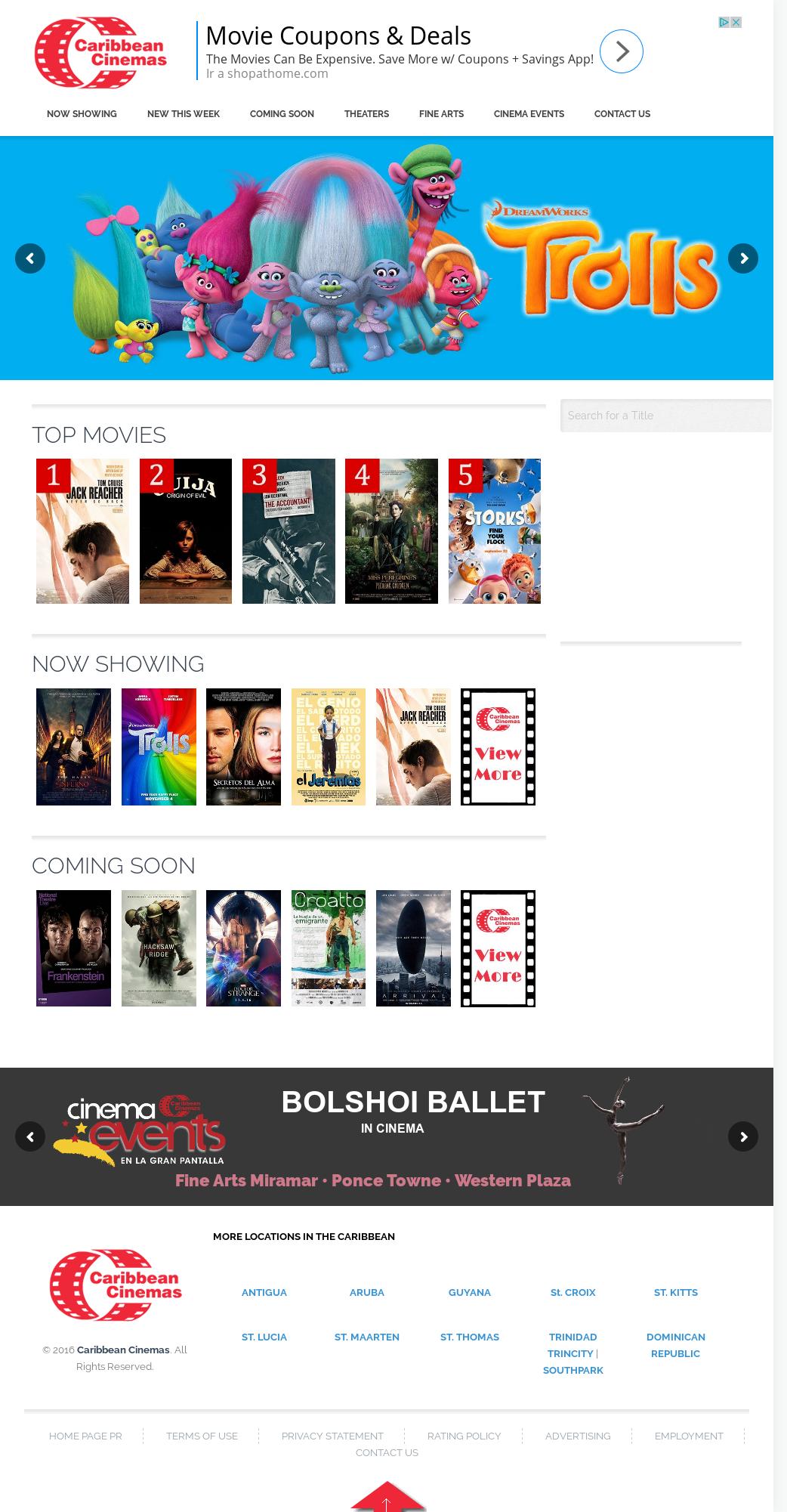 Owler Reports Caribbean Cinemas Cinemacon 2018 Career Achievement In Exhibition