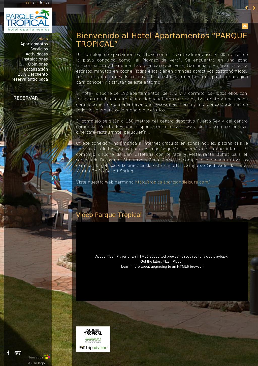 Parquetropicalpuertorey Competitors Revenue And Employees