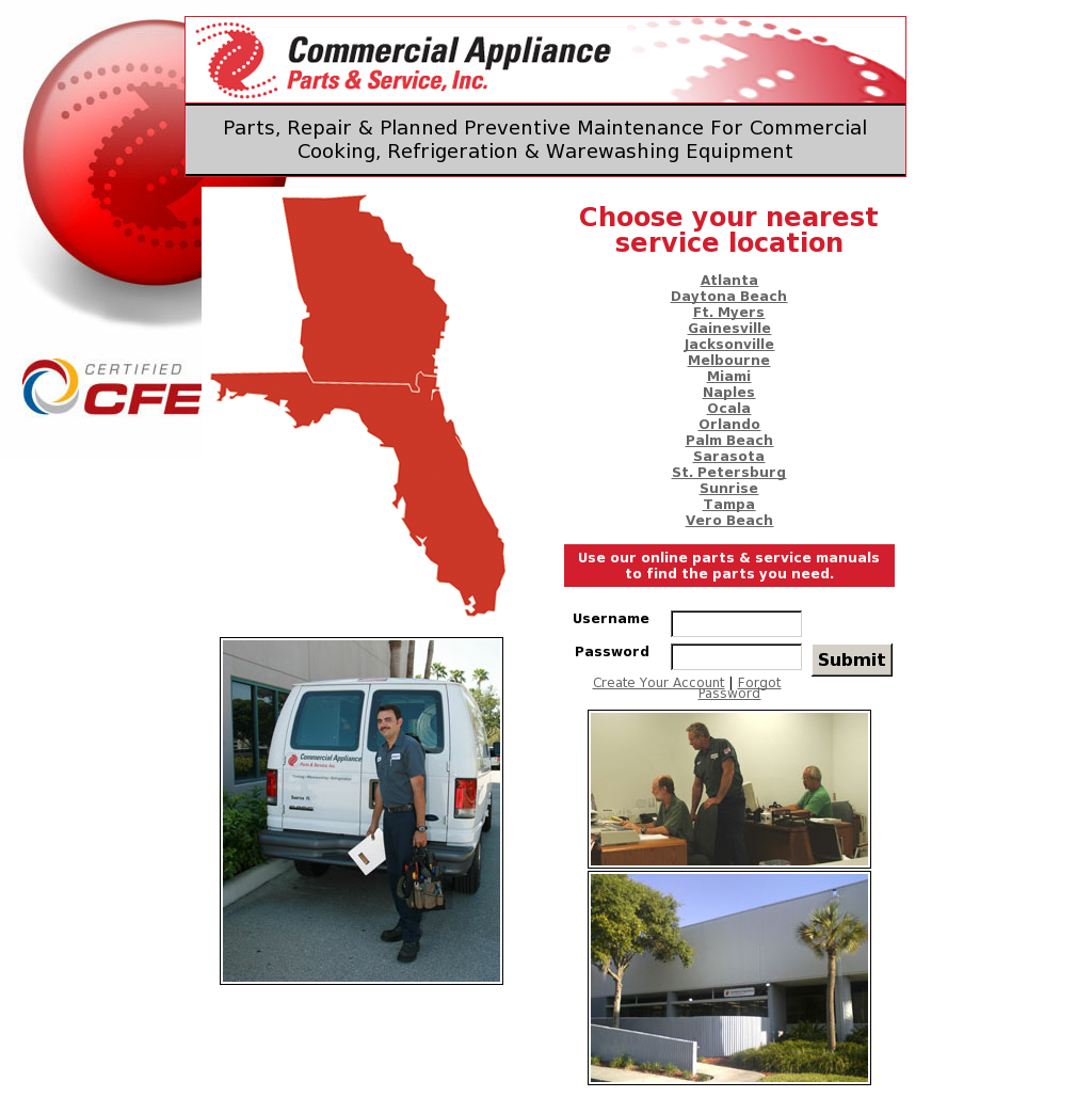 Commercial Appliance Competitors, Revenue and Employees - Owler Company  Profile