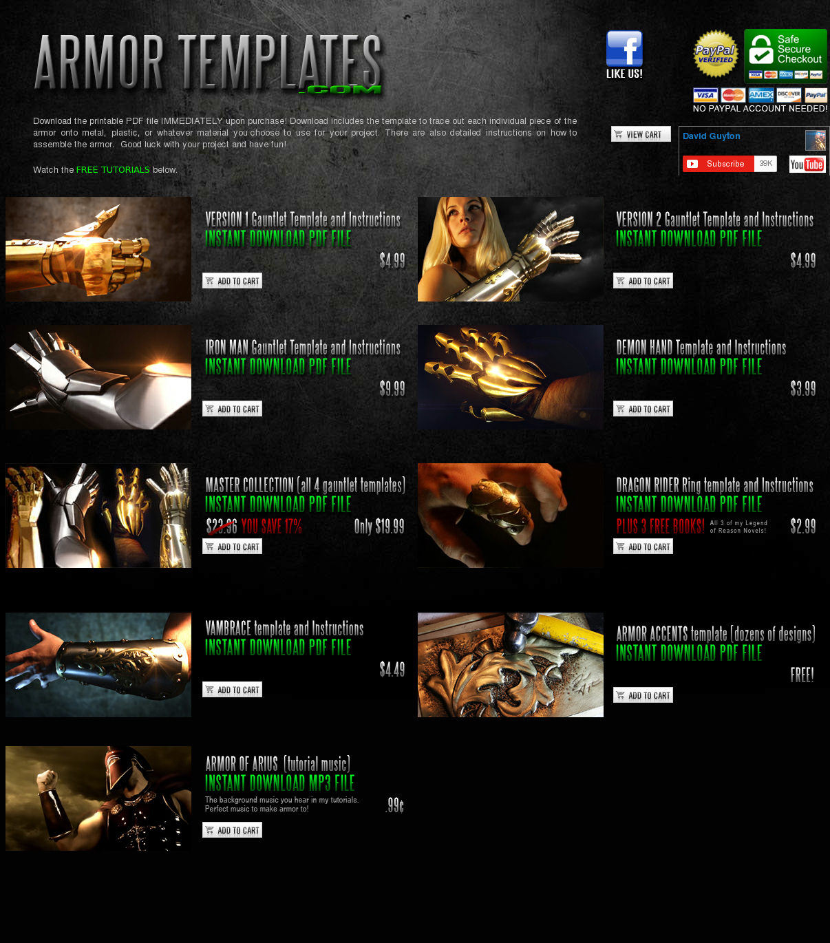 armor templates competitors revenue and employees owler company
