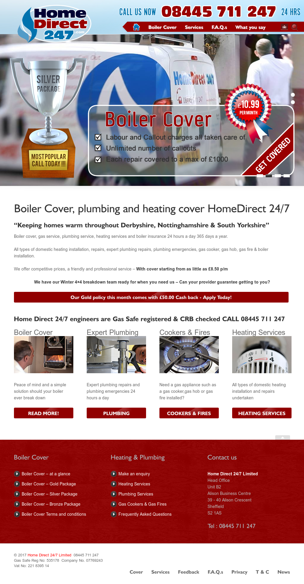 Home Direct 24/7 Competitors, Revenue and Employees - Owler Company