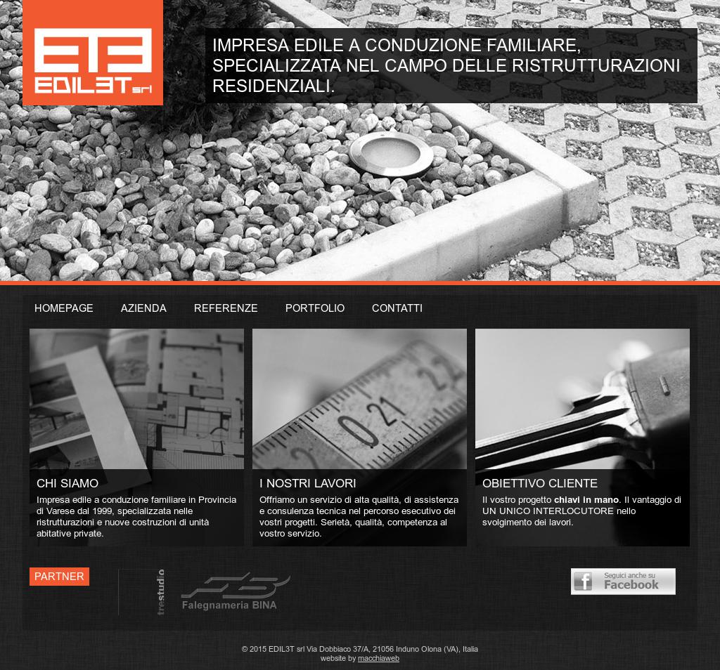 Imprese Edili Varese E Provincia edil3t srl competitors, revenue and employees - owler