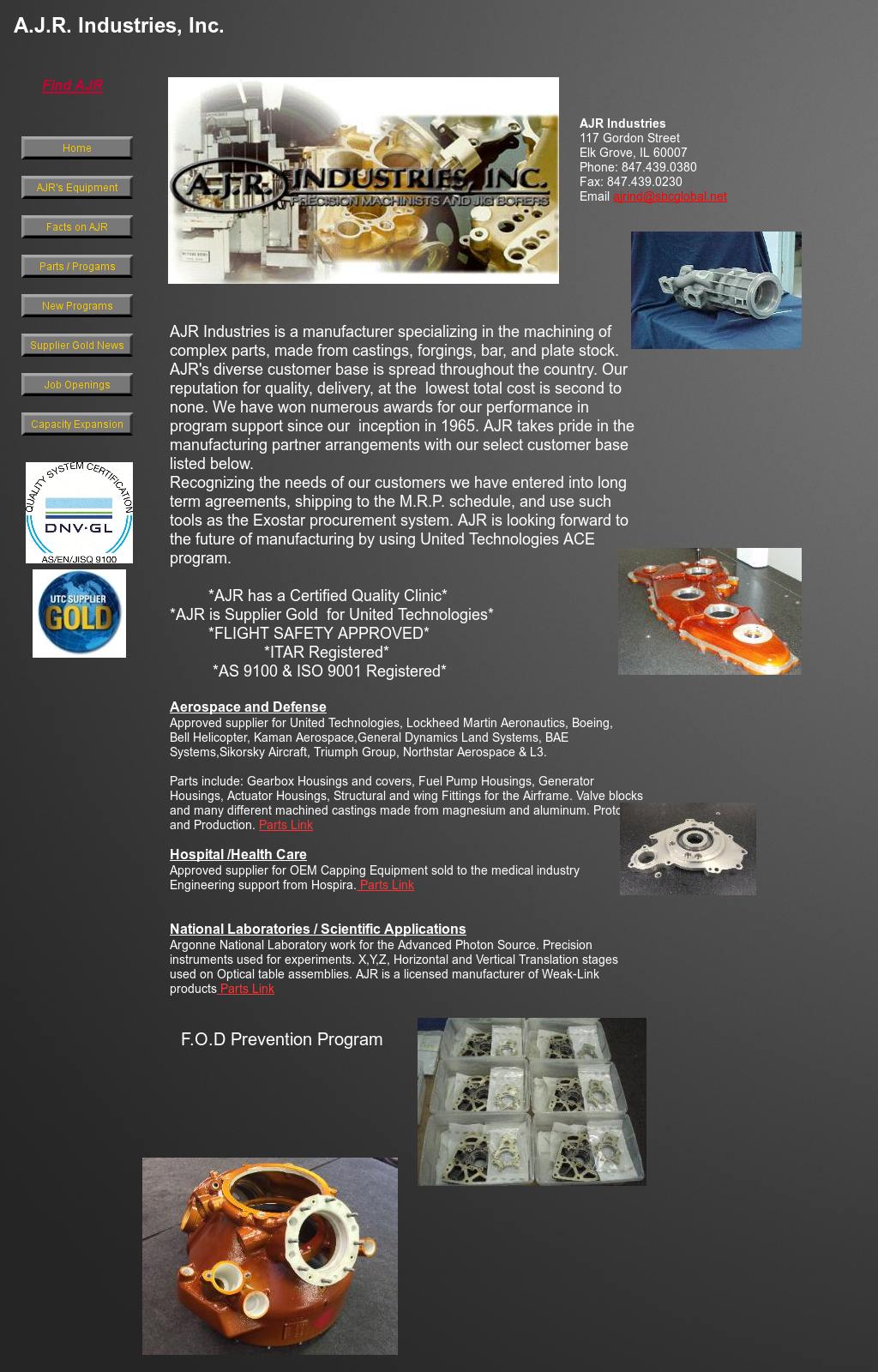 R ajr kinked ajr industries website history kristyandbryce Choice Image