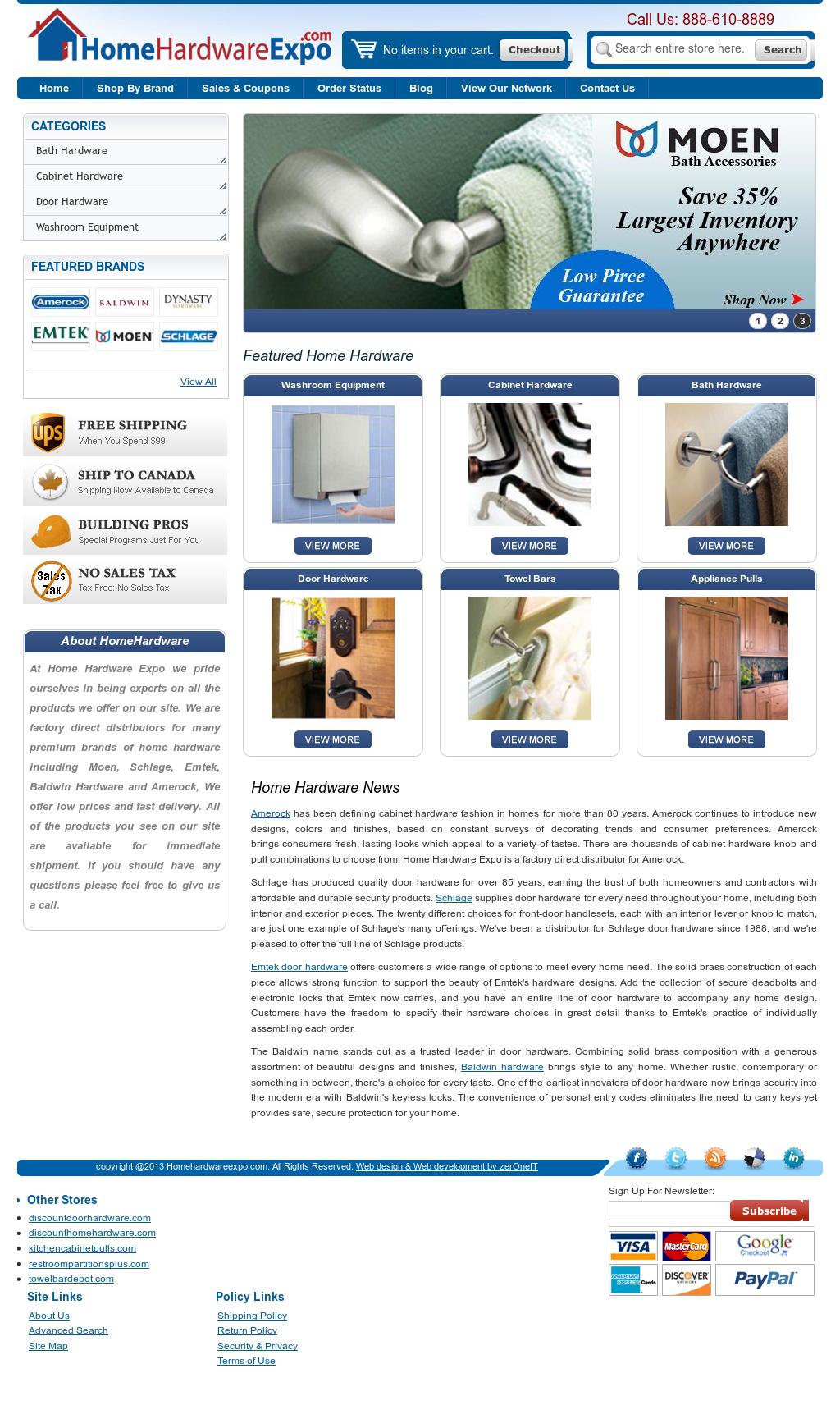 Homehardwareexpo website history  sc 1 st  Owler & Homehardwareexpo Competitors Revenue and Employees - Owler Company ...
