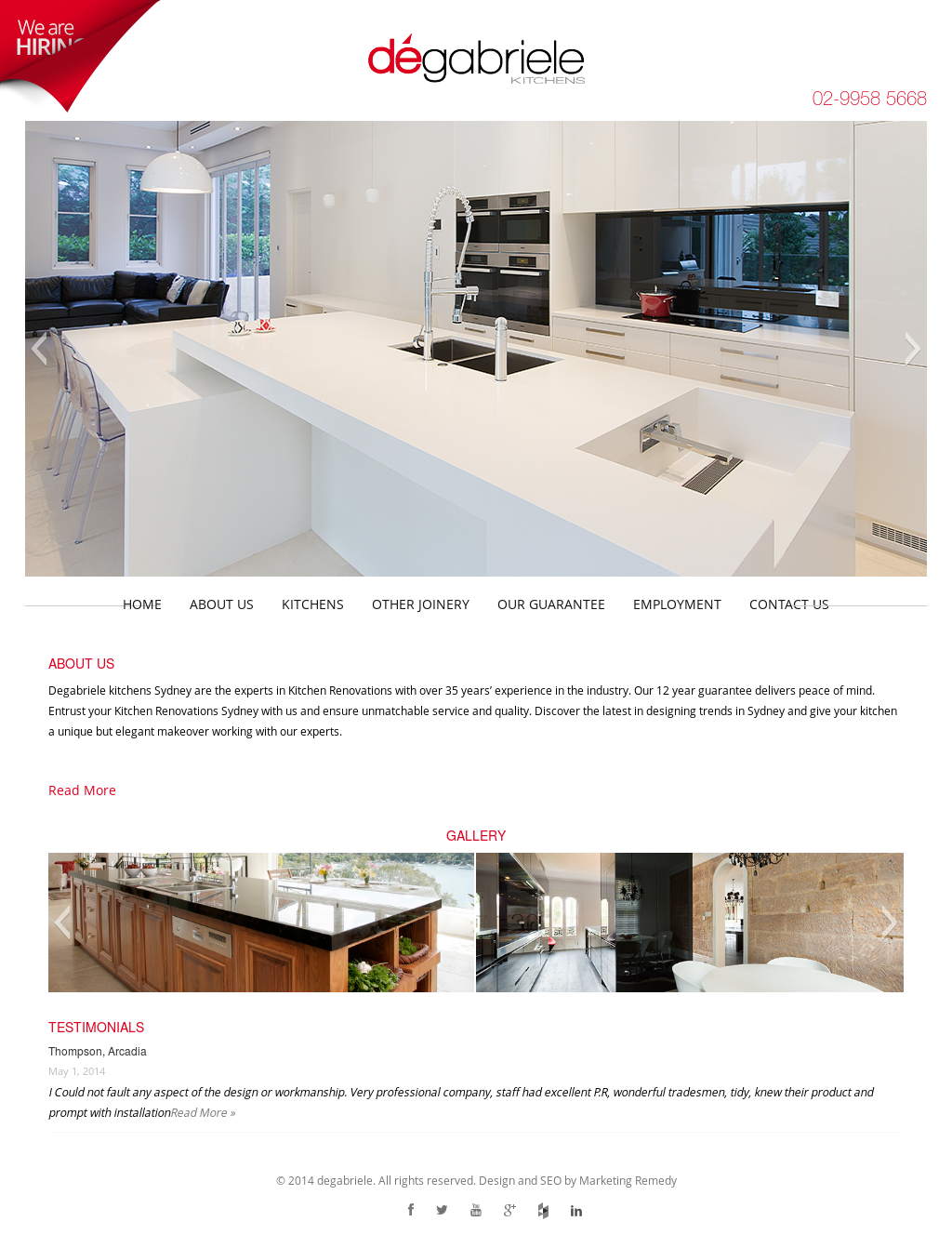 Degabriele Kitchens Competitors, Revenue and Employees - Owler ...