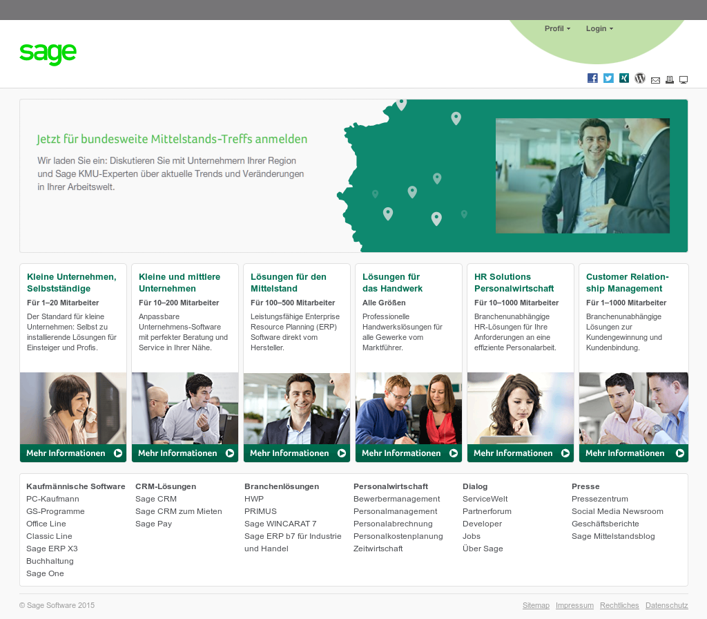 Sage Software Competitors, Revenue and Employees - Owler Company Profile