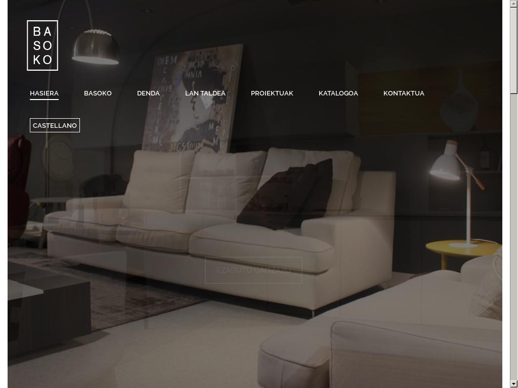 Muebles bizkaia obtenga ideas dise o de muebles para su for Muebles basoko