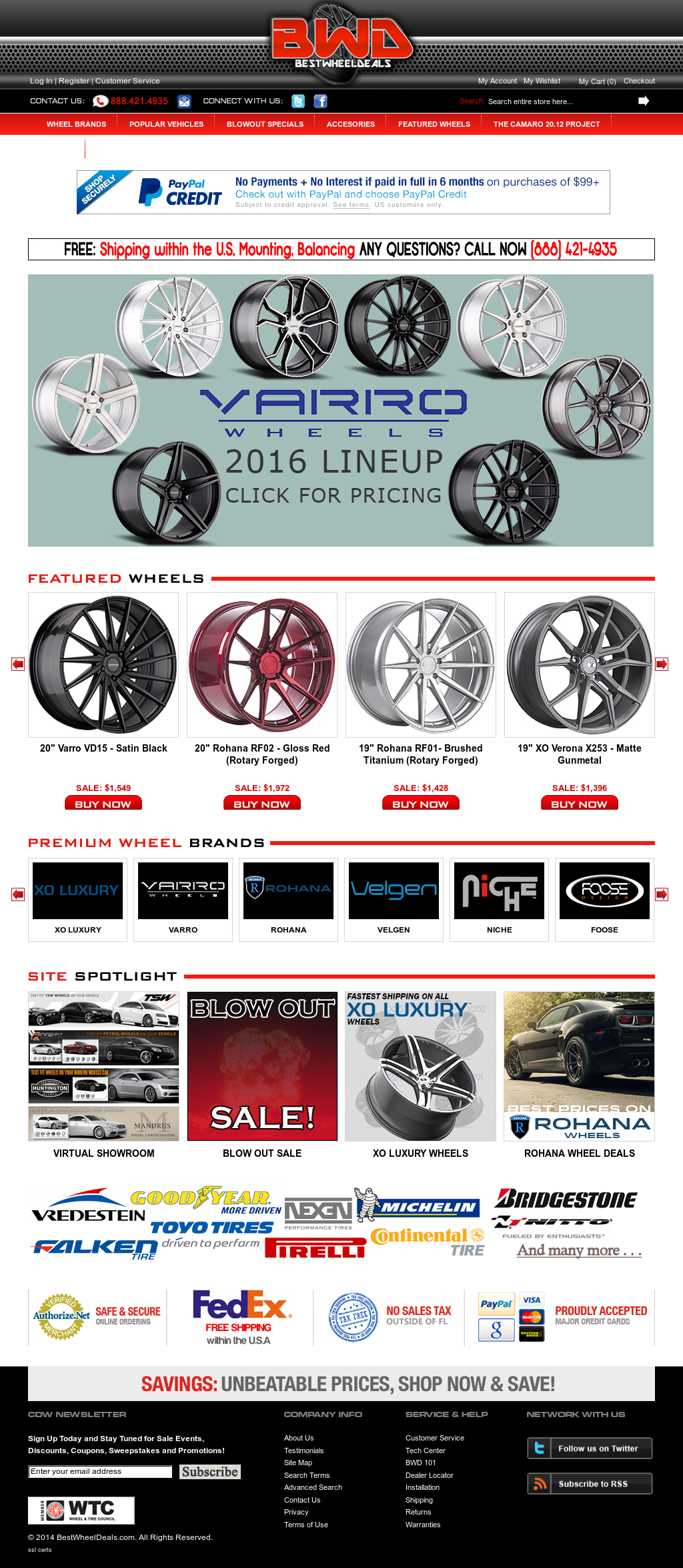 Best Wheel Deals Competitors, Revenue and Employees - Owler Company ...