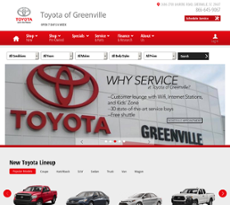 Toyota Of Greenville Competitors, Revenue And Employees   Owler Company  Profile