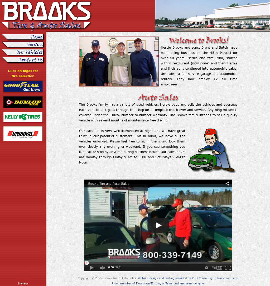 Brooks Auto Sales >> Brooks Tire Auto Sales Competitors Revenue And Employees