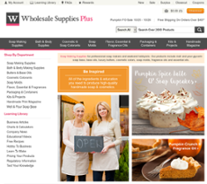 Wholesale Supplies Plus Competitors, Revenue and Employees
