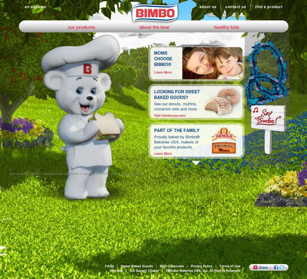Bimbo Bakeries Usa Competitors, Revenue and Employees
