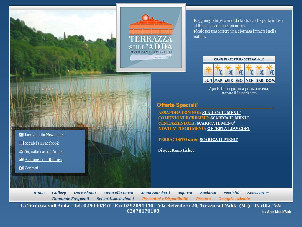 Terrazza Sull Adda Trezzo Competitors Revenue And Employees