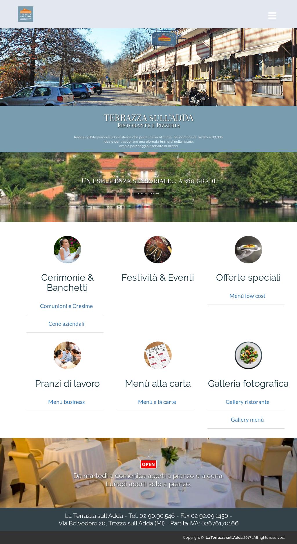 Terrazza Sull\'adda Trezzo Competitors, Revenue and Employees - Owler ...