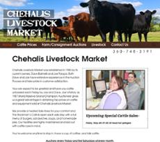 Chehalis Livestock Market Competitors, Revenue and Employees - Owler