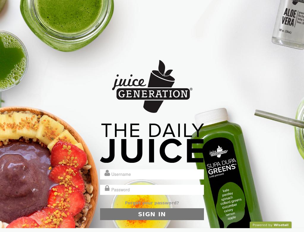 Juice generation competitors revenue and employees owler company juice generation website history malvernweather Choice Image