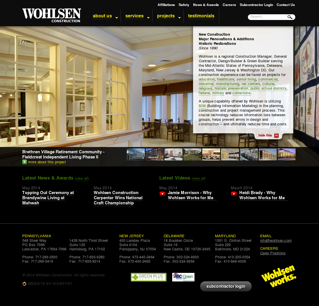 Wohlsen Competitors, Revenue and Employees - Owler Company Profile
