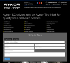 Aynor Tire Mart Competitors Revenue And Employees Owler Company