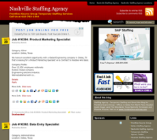 Nashville Staffing Agency Competitors, Revenue and Employees