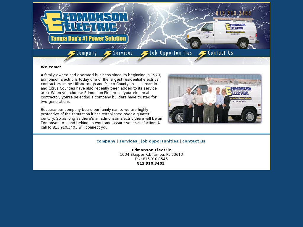 Edmonson Electric Compeors Revenue And Employees Owler Company Profile