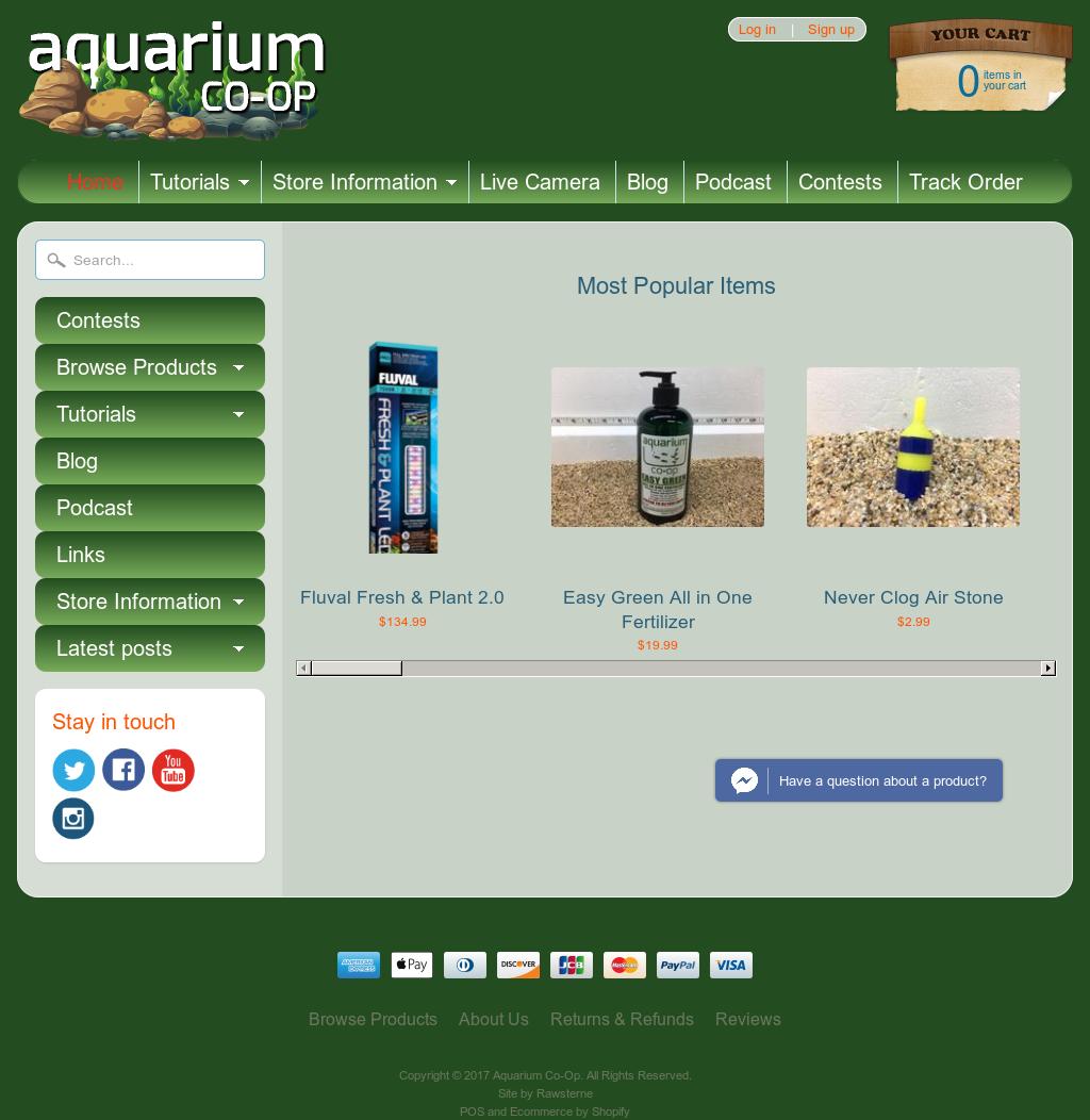 Aquarium Co-op Competitors, Revenue and Employees - Owler Company