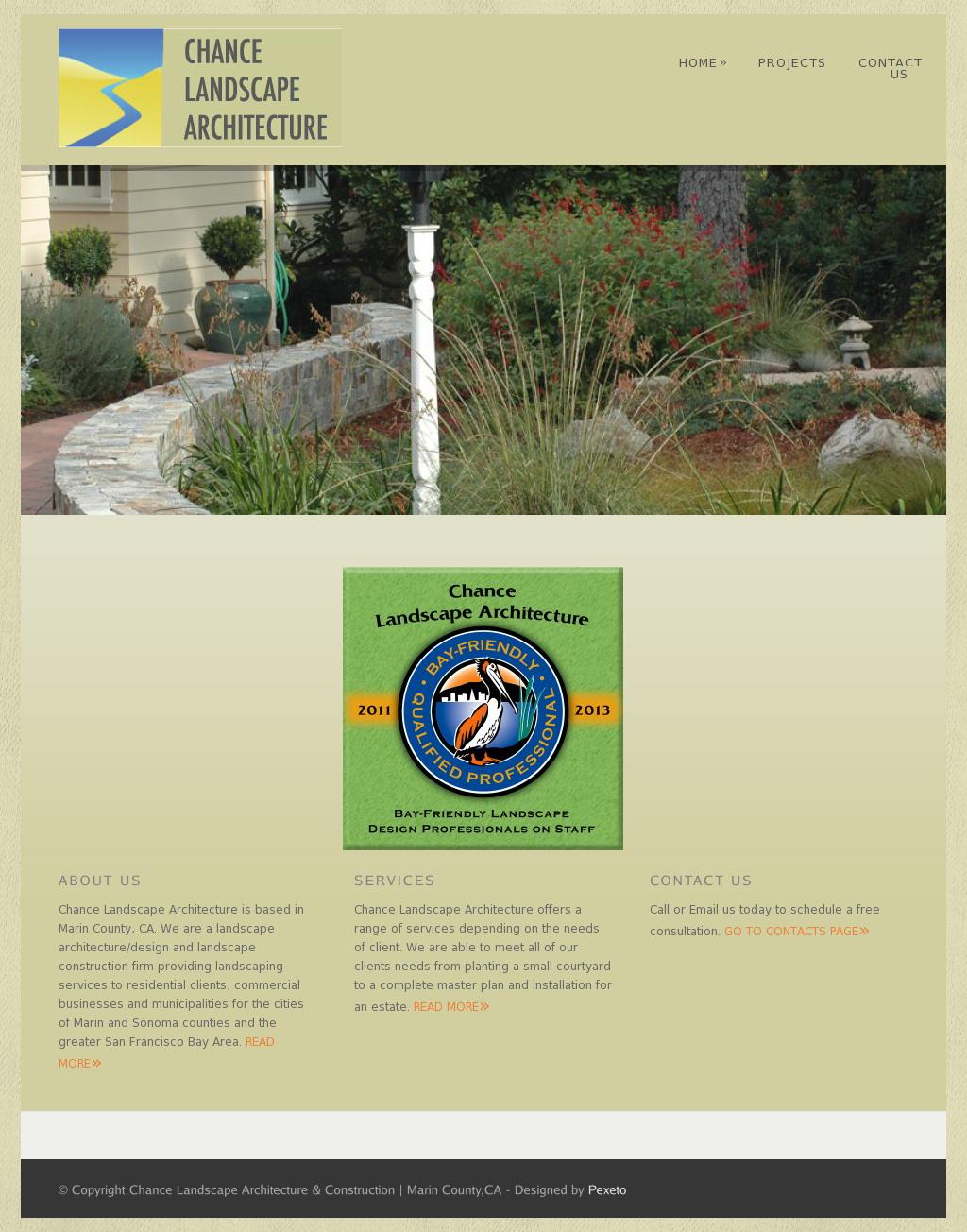 Landscape Architecture Construction