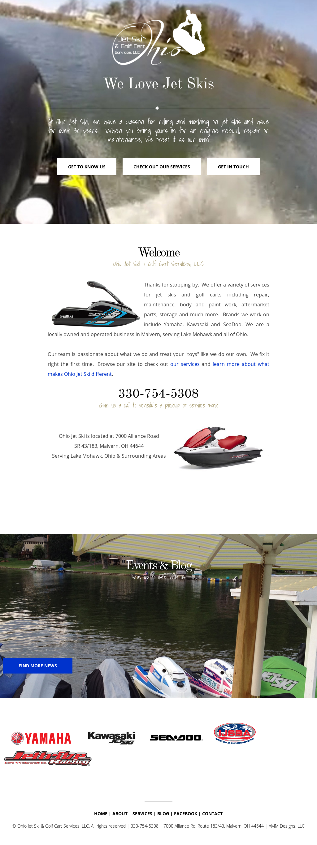 Ohio Jet Ski & Golf Cart Services Competitors, Revenue and Employees