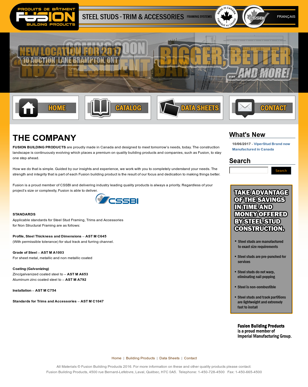Fusion Building Products Competitors, Revenue and Employees