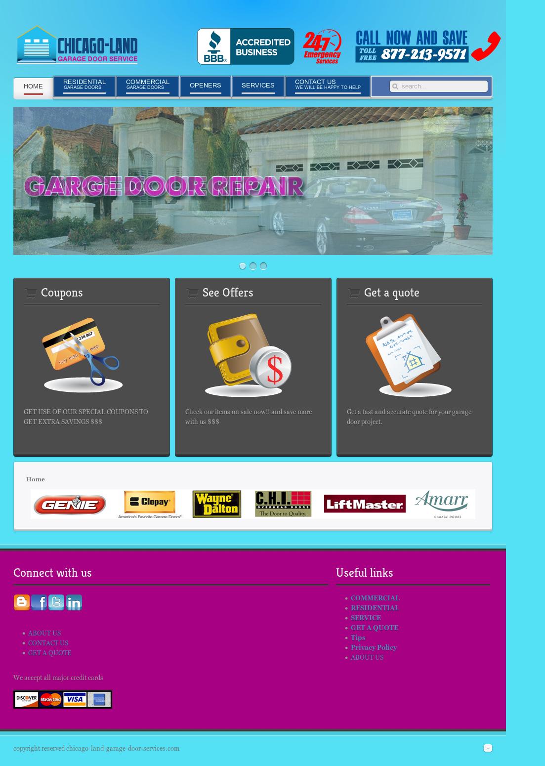 Garagedoorrepairlakezurichil competitors revenue and for Garage door repair round lake il