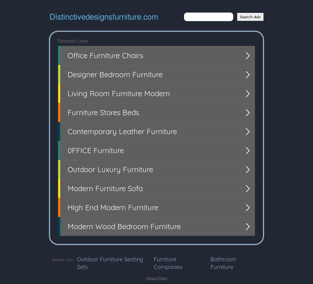 distinctive designs furniture. Distinctive Designs Furniture Website History R