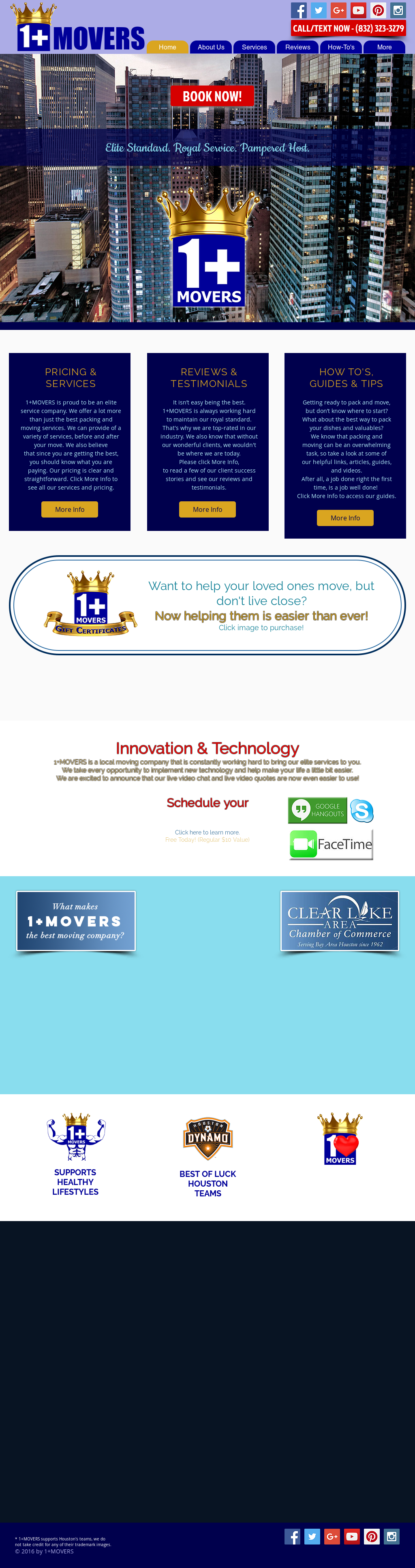 1+ Movers Competitors, Revenue and Employees - Owler Company