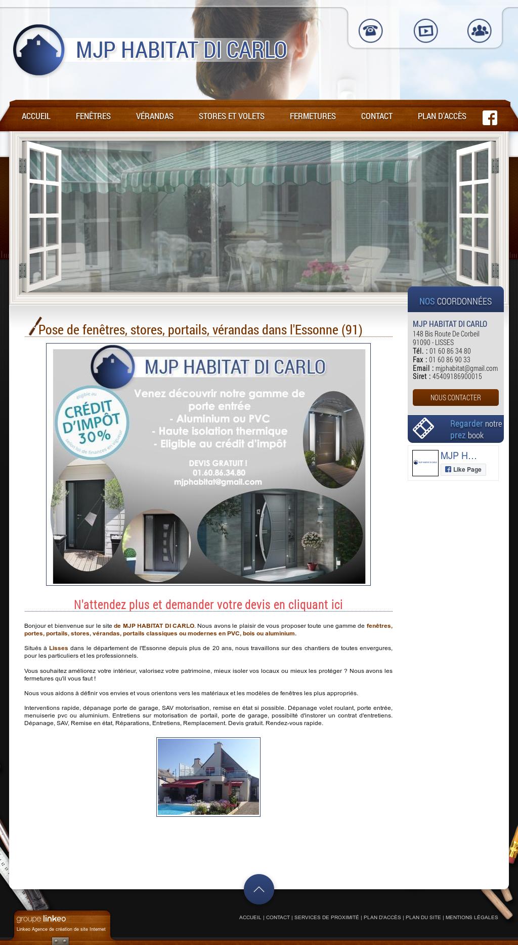 Mjp Habitat Di Carlo Competitors, Revenue and Employees