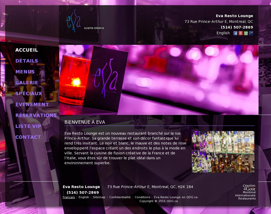 Eva Resto Lounge Competitors Revenue And Employees Owler