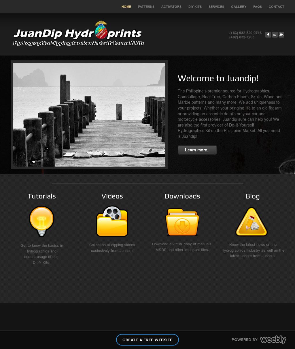 Juandip hydroprints hydrographics philippines hydrographics kit juandip hydroprints hydrographics philippines hydrographics kit website history solutioingenieria Choice Image