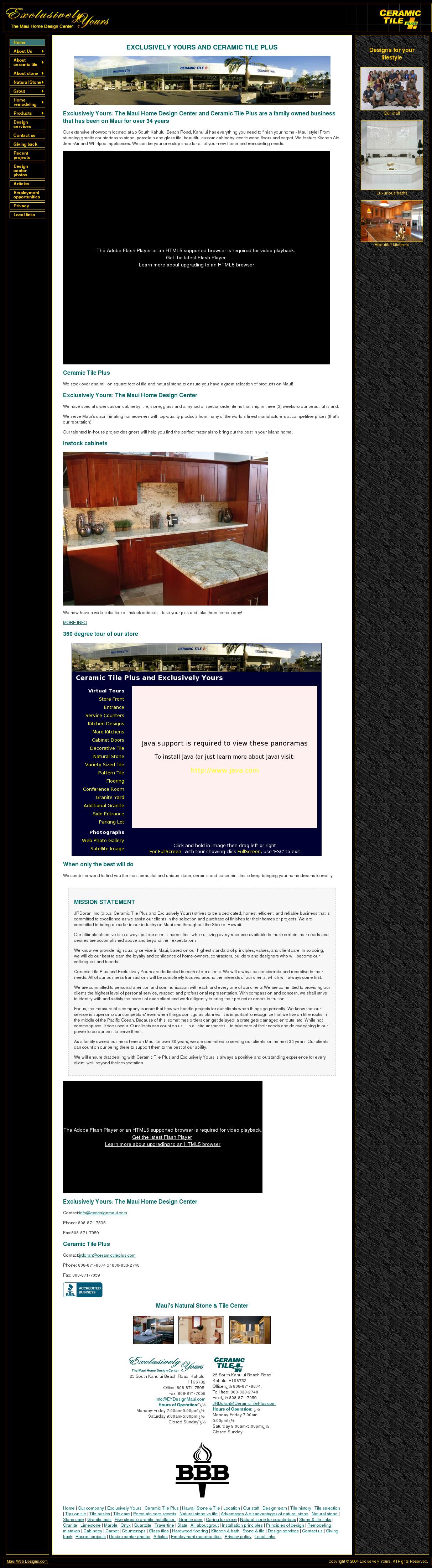 Ceramic Tile Plus Competitors Revenue And Employees Owler Company - Ceramic tile plus maui