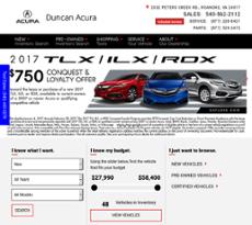 Duncan Acura Company Profile Owler