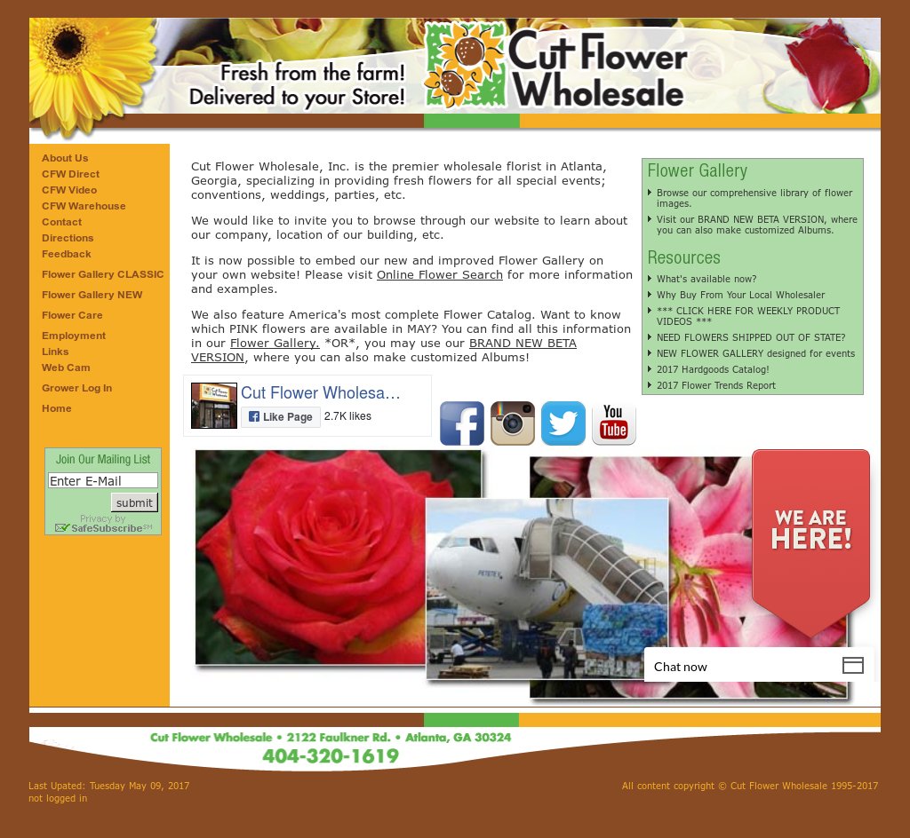 Cut Flower Wholesale Competitors, Revenue and Employees - Owler Company Profile