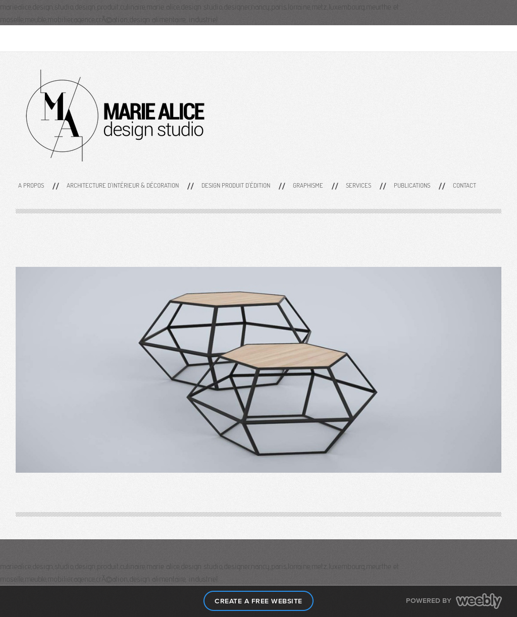 Architecte D Interieur Moselle marie alice design studio competitors, revenue and employees
