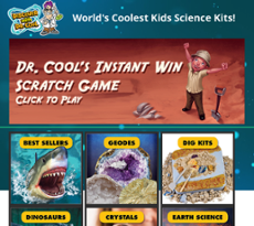 Discover with dr cool instant win
