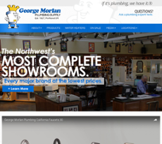 George Morlan Plumbing Compeors Revenue And Employees Owler Company Profile