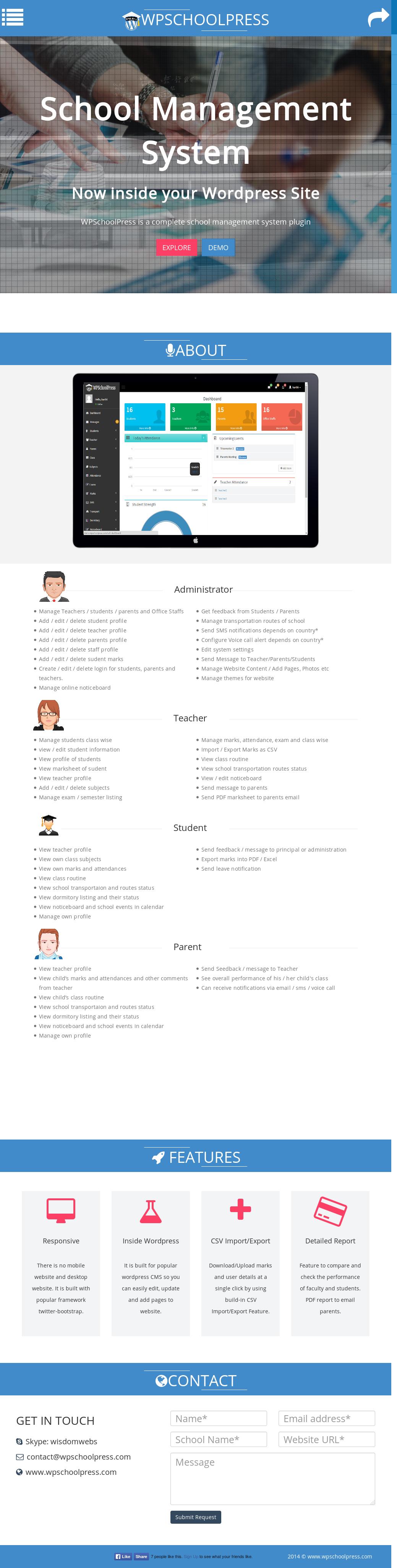 Wpschoolpress Competitors, Revenue and Employees - Owler Company Profile