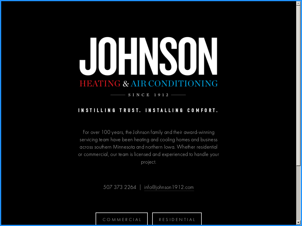 Johnson Heating Air Conditioning Compeors Revenue And Employees Owler Company Profile
