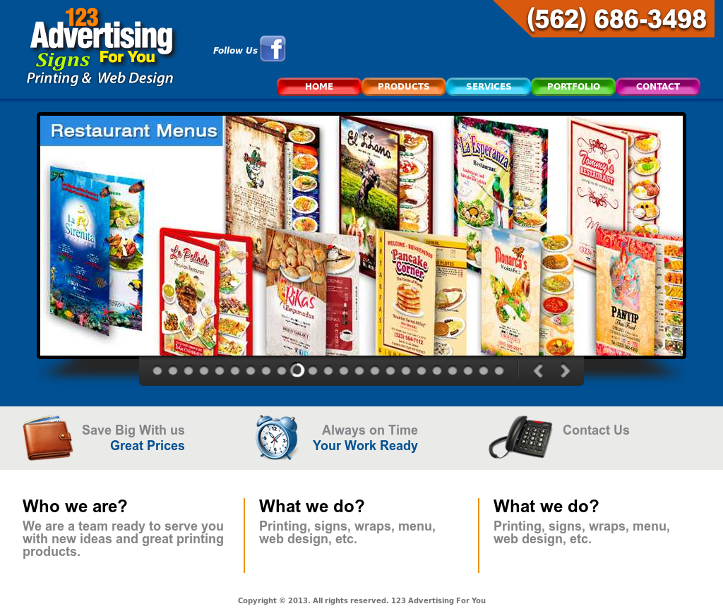 123 Advertising For You Competitors, Revenue and Employees