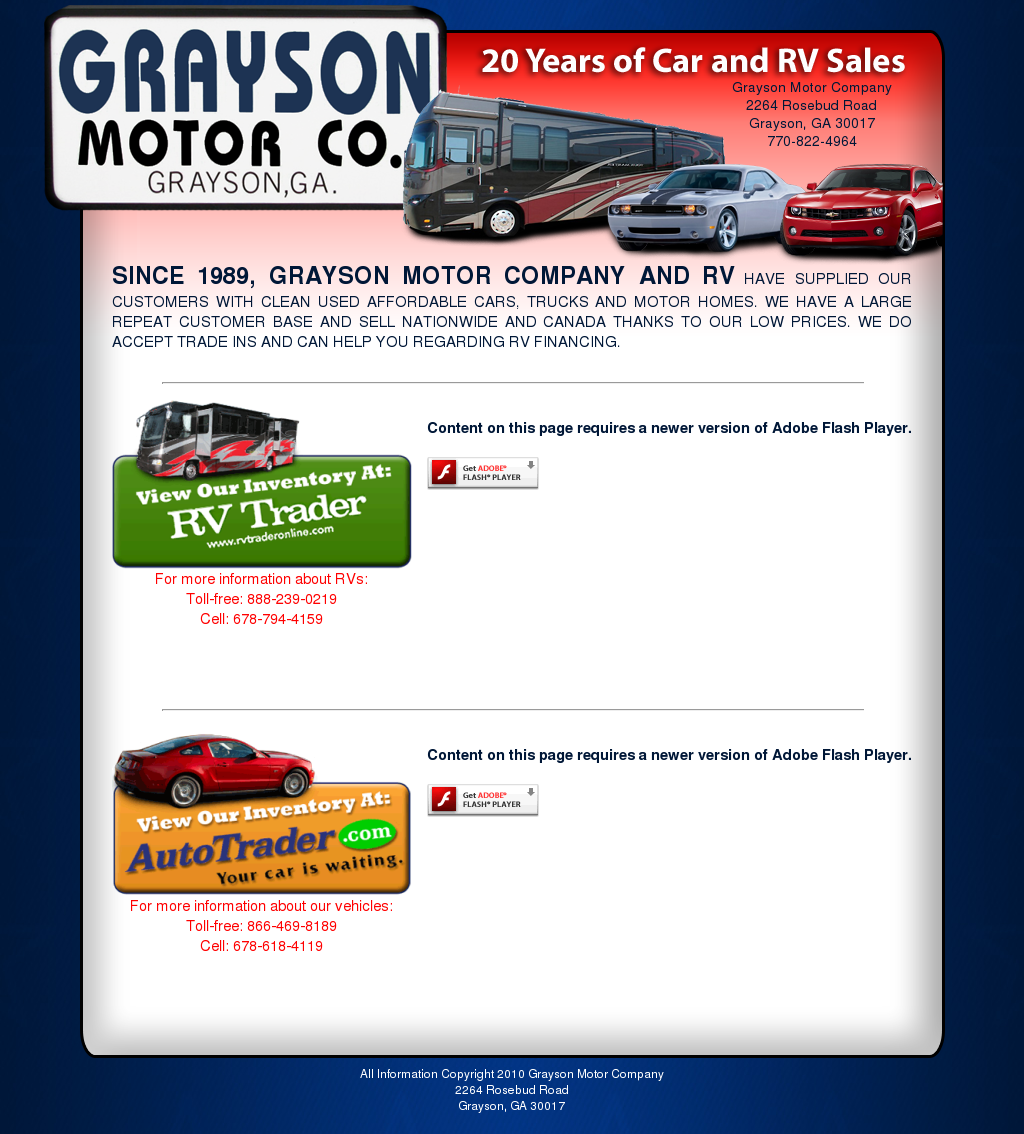 Grayson Motor Company