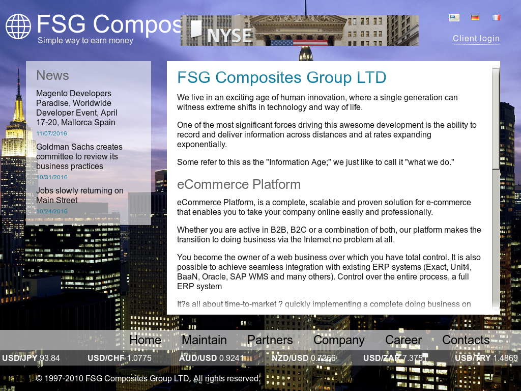 Fsg Composites Group Competitors, Revenue and Employees
