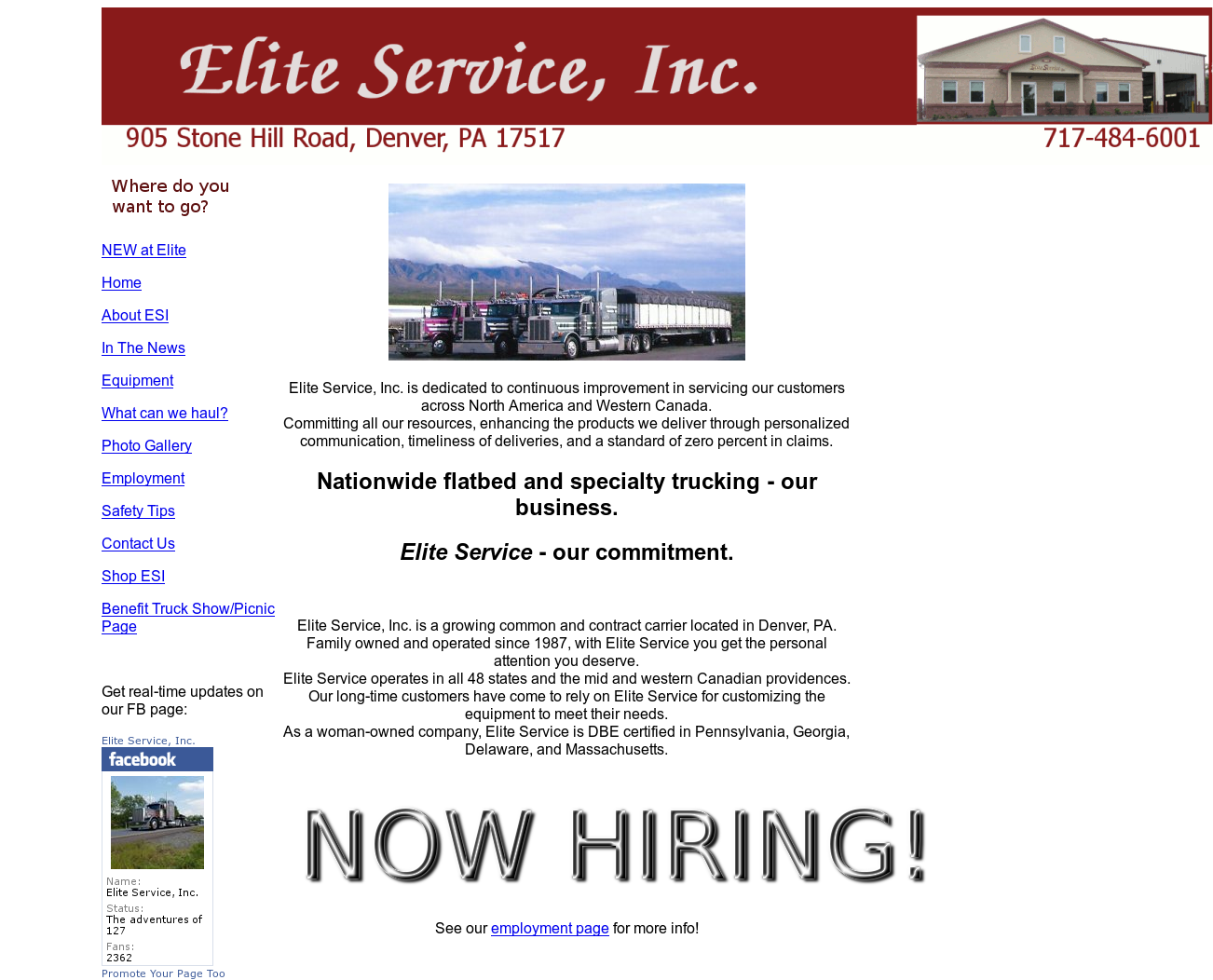 elite services denver pa