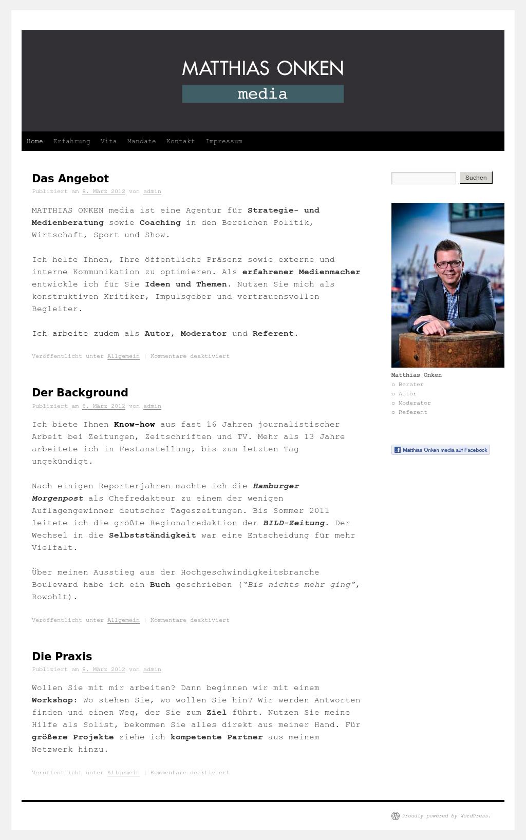 Wochenzeitungen online dating