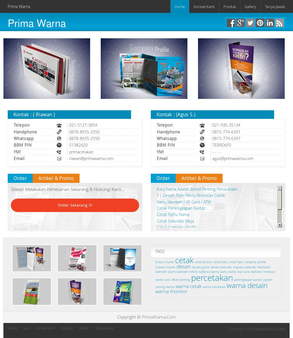 Desain Kop Surat Online Gratis
