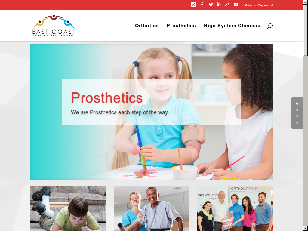 prothesis company Surveys show that many of our patients wear their prosthesis at least eight hours per day---about four times longer than the prosthetic industry average this is a.